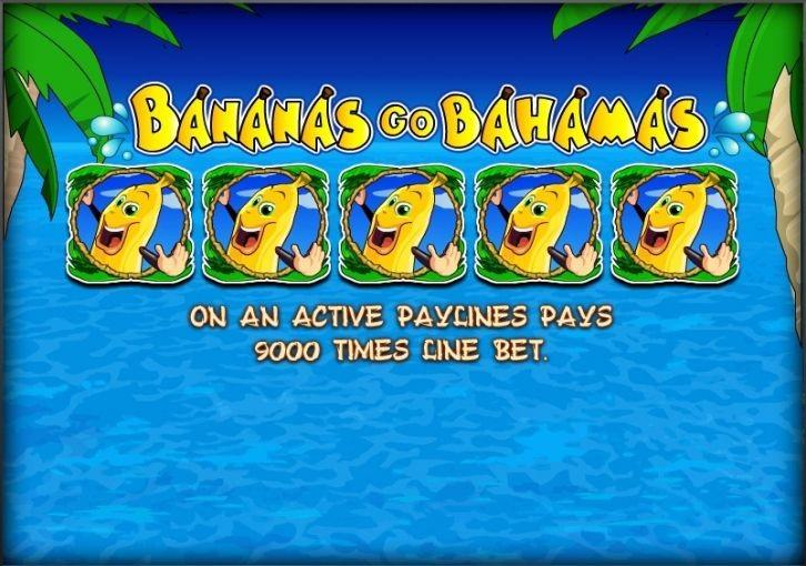 Отреагировали Go Игровой Bananas Bahamas Бананы Автомат стрелка-поводырь снова