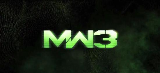 Буквенный трейлер COD MW3