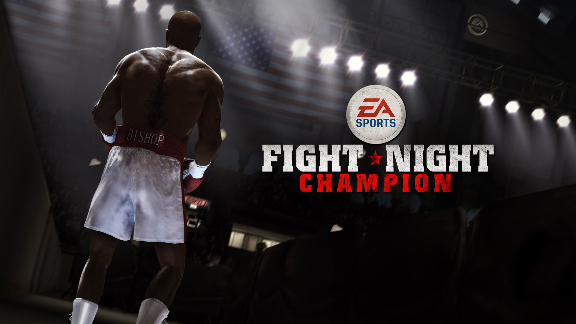 Обзор игры Fight Night Champion