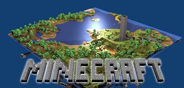 Режимы и миры Minecraft