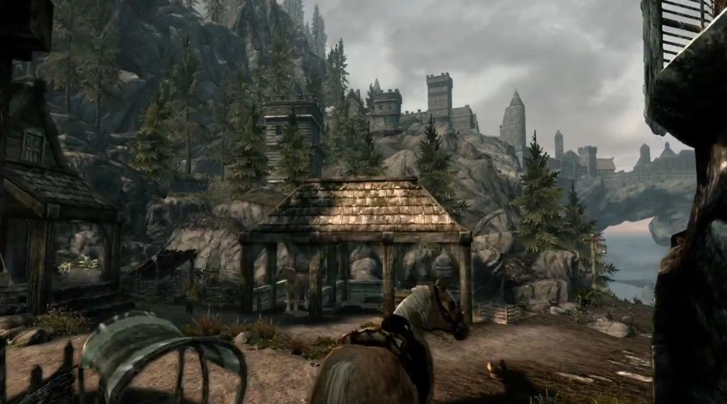 The Elder Scrolls V: Skyrim - The World of Skyrim