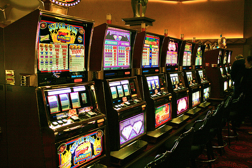 Игровые автоматы стимулирующая лотерея азартных игр казино среди игроков